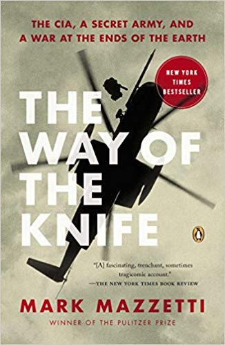 The Way of the Knife Audiobook by Mark Mazzetti Free