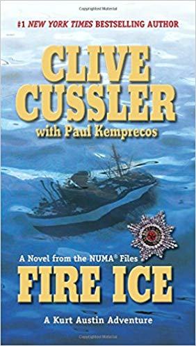 Fire Ice Audiobook by Clive Cussler Free