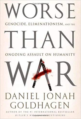 Worse Than War Audiobook by Daniel Jonah Goldhagen Free