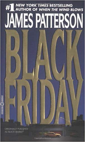 Black Friday Audiobook by James Patterson Free