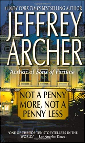 Not a Penny More Audiobook by Jeffrey Archer Free