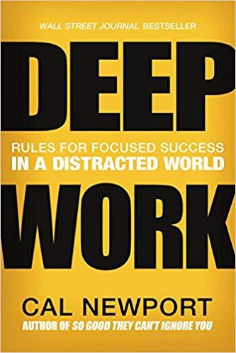 Deep Work Audiobook by Cal Newport Free