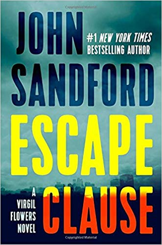 Escape Clause Audiobook by John Sandford Free