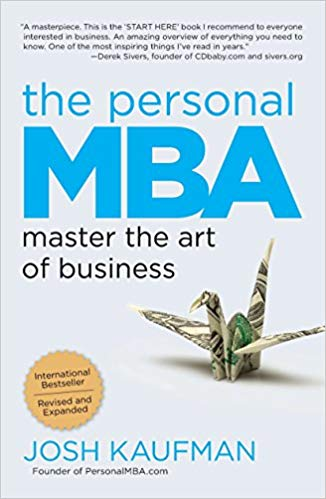 The Personal MBA Audiobook by Josh Kaufman Free