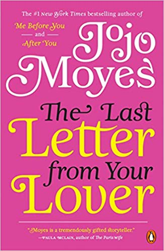 The Last Letter from Your Lover Audiobook by Jojo Moyes Free
