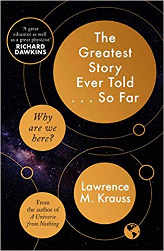 The Greatest Story Ever Told...So Far Audiobook by LAWRENCE KRAUSS Free