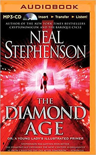 The Diamond Age Audiobook by Neal Stephenson Free