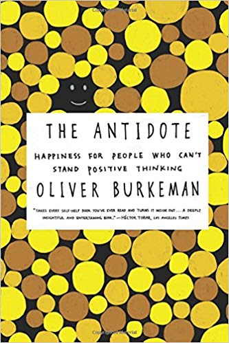 The Antidote Audiobook by Oliver Burkeman Free