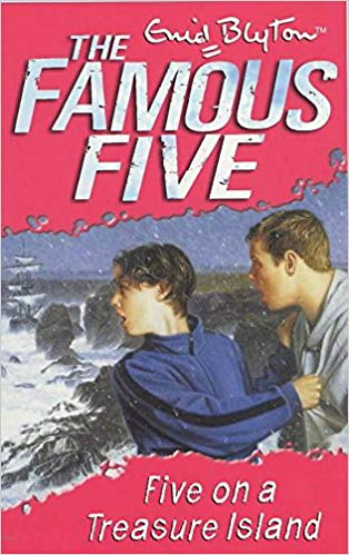 Five on a Treasure Island Audiobook by Enid Blyton Free