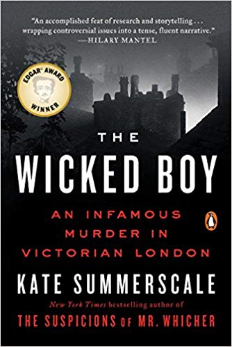 The Wicked Boy Audiobook by Kate Summerscale Free