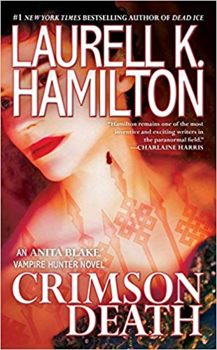 Crimson Death Audiobook by Laurell K. Hamilton Free