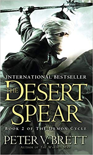 The Desert Spear Audiobook by Peter V. Brett Free