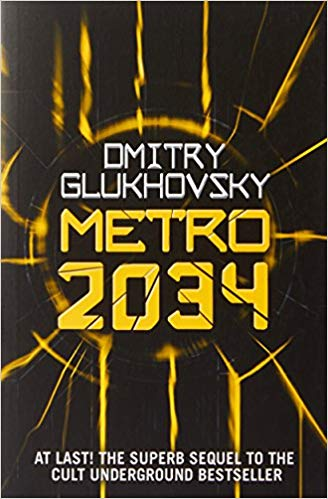 Metro 2034 Audiobook by Dmitry Glukhovsky Free