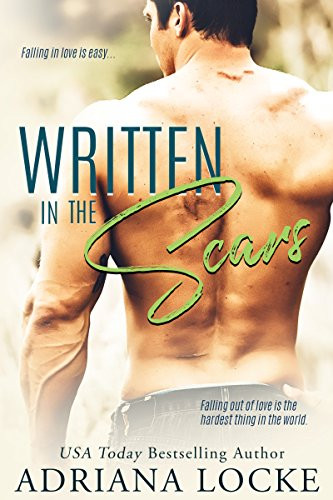 Written in the Scars Audiobook by Adriana Locke Free