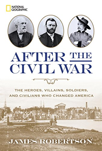 After the Civil War Audiobook by James Robertson Free