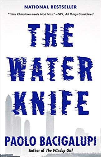 The Water Knife Audiobook by Paolo Bacigalupi Free