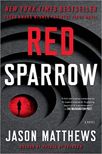 Red Sparrow Audiobook by Jason Matthews Free