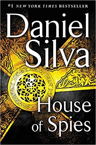 House of Spies Audiobook by Daniel Silva Free