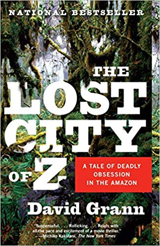 The Lost City of Z Audiobook by David Grann Free
