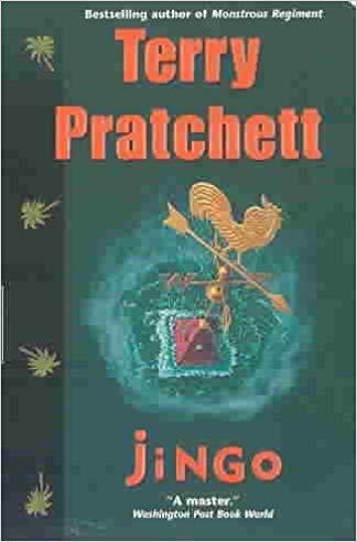 Jingo (Discworld) Audiobook by Terry Pratchett Free