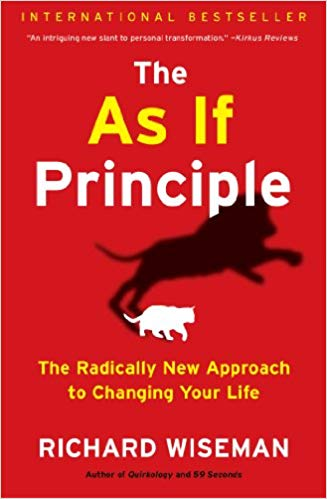 The As If Principle Audiobook by Richard Wiseman Free