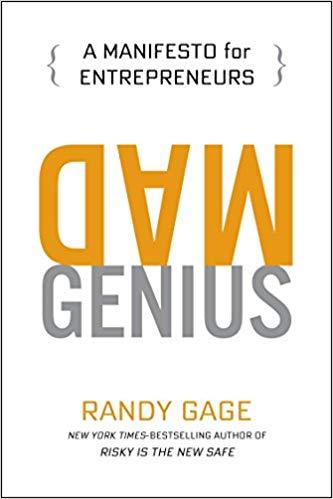 Mad Genius Audiobook by Randy Gage Free