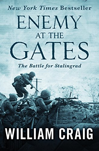 Enemy at the Gates Audiobook by William Craig Free