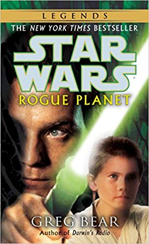 Rogue Planet Audiobook by Greg Bear Free