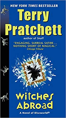 Witches Abroad Audiobook by Terry Pratchett Free