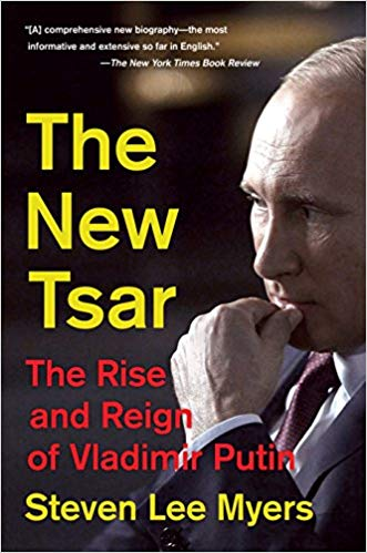 The New Tsar Audiobook by Steven Lee Myers Free
