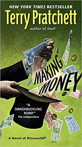 Making Money Audiobook by Terry Pratchett Free