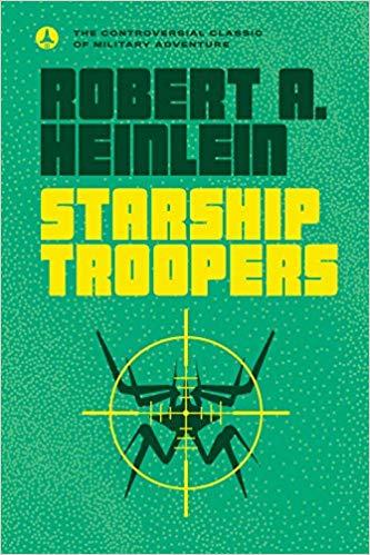 Starship Troopers Audiobook by Robert A. Heinlein Free
