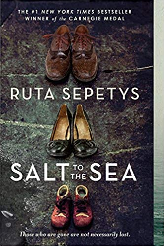 Salt to the Sea Audiobook by Ruta Sepetys Free