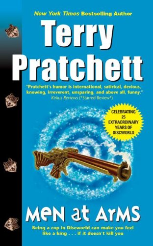 Men at Arms Audiobook by Terry Pratchett Free