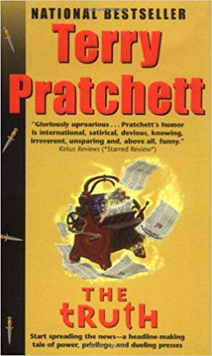 The Truth Audiobook by Terry Pratchett Free