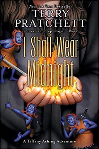 I Shall Wear Midnight (Tiffany Aching) Audiobook by Terry Pratchett Free