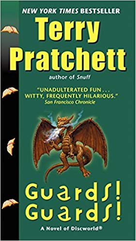 Guards! Guards! Audiobook by Terry Pratchett Free