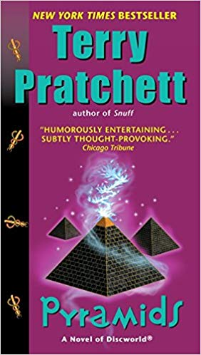 Pyramids Audiobook by Terry Pratchett Free