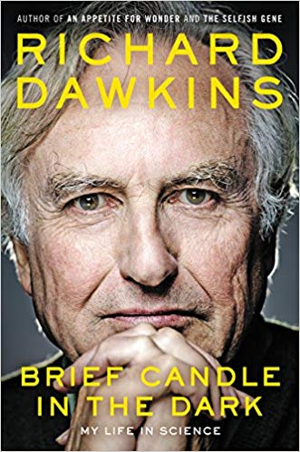 Brief Candle in the Dark Audiobook by Richard Dawkins Free