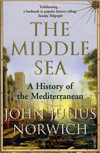 The Middle Sea Audiobook by Viscount John Julius Norwich Free