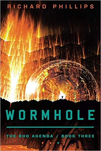 Wormhole Audiobook by Richard Phillips Free