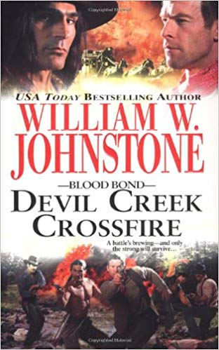 Devil Creek Crossfire Audiobook by William W. Johnstone Free