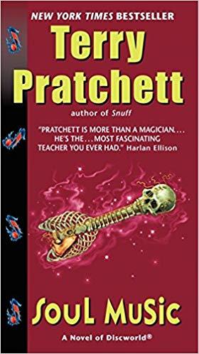 Soul Music Audiobook by Terry Pratchett Free