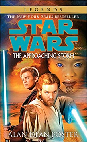 Star Wars The Approaching Storm Audiobook by Alan Dean Foster Free