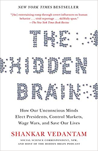 The Hidden Brain Audiobook by Shankar Vedantam Free
