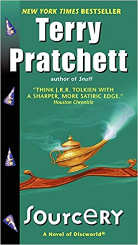 Sourcery Audiobook by Terry Pratchett Free