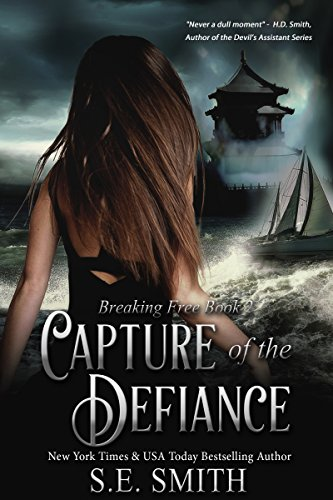 Capture of the Defiance Audioobok by S.E. Smith Free