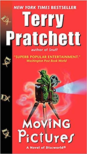 Moving Pictures Audiobook by Terry Pratchett Free