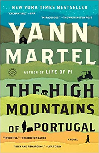 The High Mountains of Portugal Audiobook by Yann Martel Free