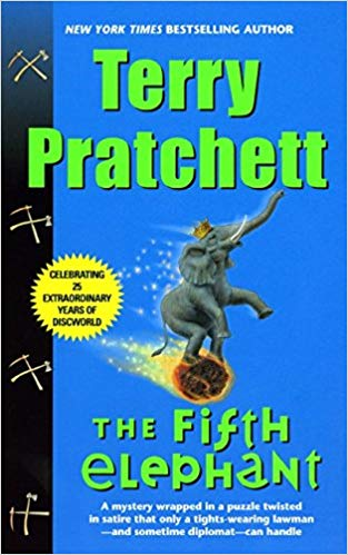 The Fifth Elephant Audiobook by Terry Pratchett Free